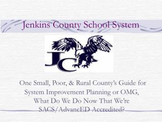 Jenkins County School System