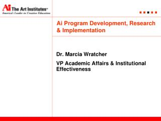 Ai Program Development, Research & Implementation