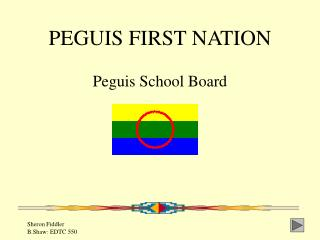 PEGUIS FIRST NATION