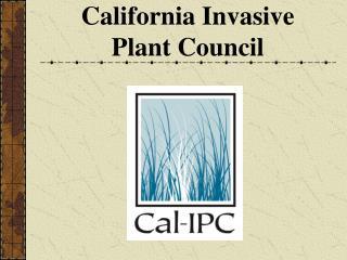 California Invasive  Plant Council