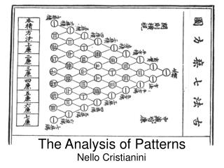 The Analysis of Patterns
