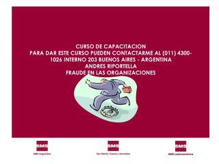 PRESENTACION DE LOS PARTICIPANTES NOMBRE Y APELLIDO  PROFESIÓN  CARGO  EMPRESA