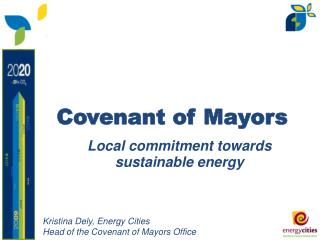 Local commitment towards  sustainable energy