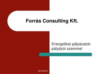 Forrás Consulting Kft.