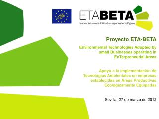 Proyecto ETA-BETA