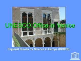 UNESCO Office in Venice