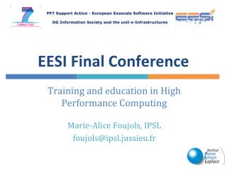 EESI Final Conference