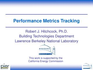 Performance Metrics Tracking