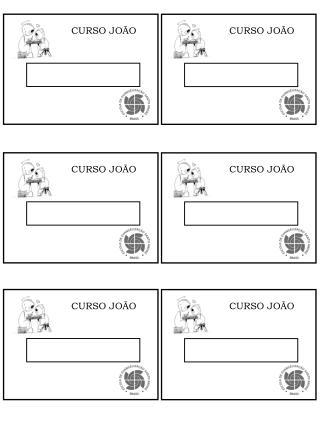 CURSO JOÃO