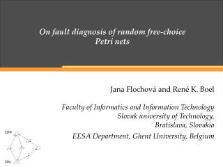 On fault diagnosis of random free-choice Petri nets