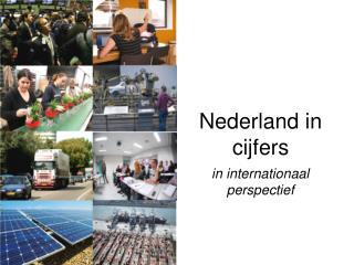 Nederland in cijfers