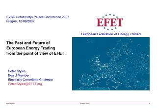 The Past and Future of European Energy Trading