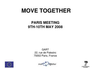 MOVE TOGETHER