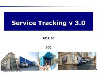 Service Tracking v 3.0