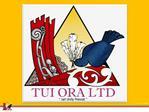 Tui ORA 10th anniversary