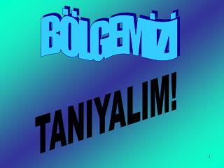 TANIYALIM!