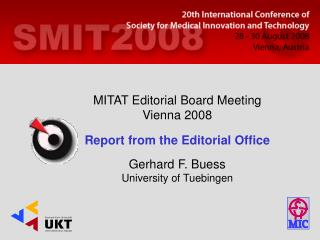 MITAT Editorial Board Meeting  Vienna 2008