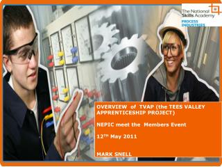 Tees Valley Apprenticeship Programme TVAP