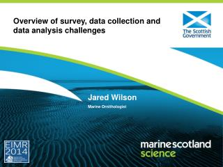Overview of survey, data collection and data analysis challenges
