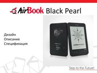 AirBook Black Pearl