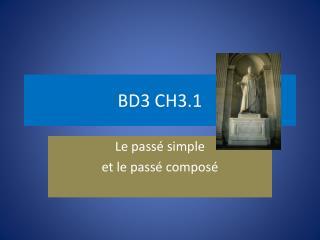 BD3 CH3.1