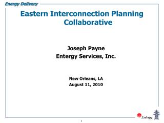 Eastern Interconnection Planning Collaborative