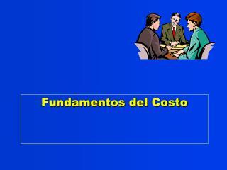 Fundamentos del Costo
