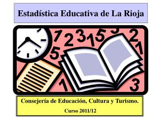 Estad�stica Educativa de La Rioja