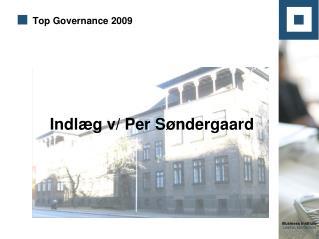 Top Governance 2009