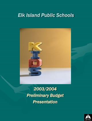 Elk Island Public Schools