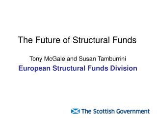 The Future of Structural Funds