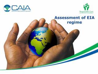 Assessment of EIA regime