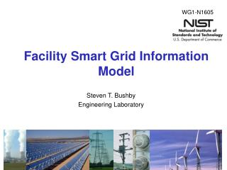 Facility Smart Grid Information Model