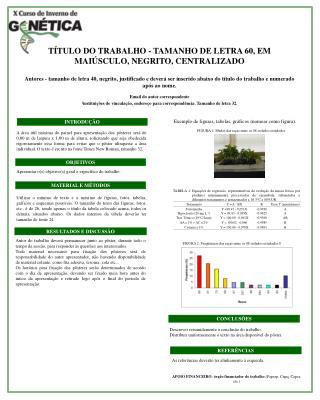 TÍTULO DO TRABALHO - TAMANHO DE LETRA 60, EM MAIÚSCULO, NEGRITO, CENTRALIZADO