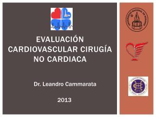 Evaluación cardiovascular cirugía no cardiaca