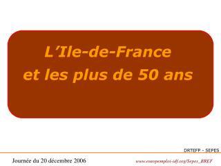 Journée du 20 décembre 2006 europemploi-idf/Sepes_BREF
