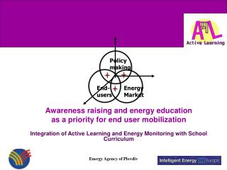 Awareness raising and energy education as a priority for end user mobilization