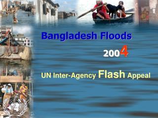 Bangladesh Floods 200 4