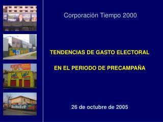 Corporación Tiempo 2000