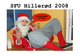 SFU Hillerød 2008