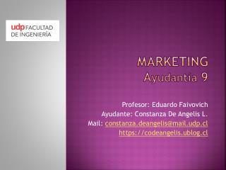 Marketing A yudantía  9