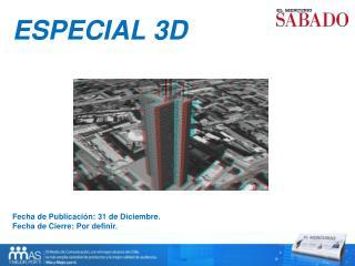 ESPECIAL 3D