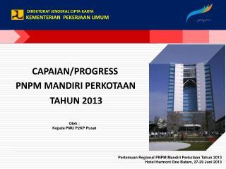 CAPAIAN/PROGRESS