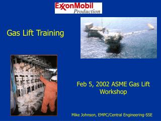 Gas Lift Training