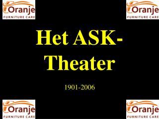 Het ASK-Theater