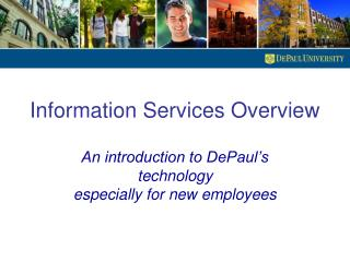 Information Services Overview