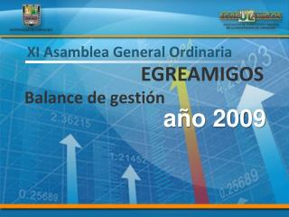 XI Asamblea General Ordinaria