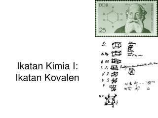 Ikatan Kimia I: Ikatan Kovalen
