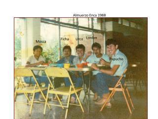 Almuerzo  Enca  1988