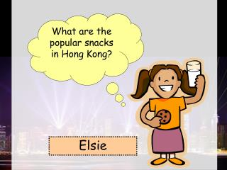 What are the popular snacks in Hong Kong?